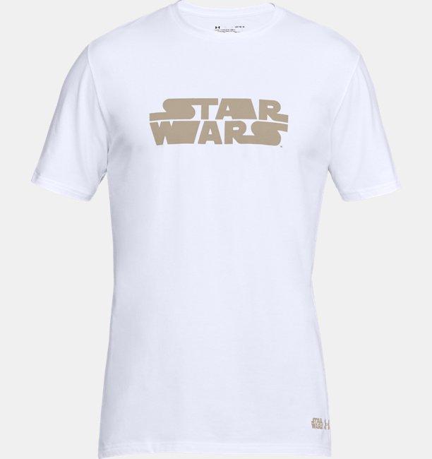 Camiseta de Treino Masculina Under Armour Star Wars Stretch