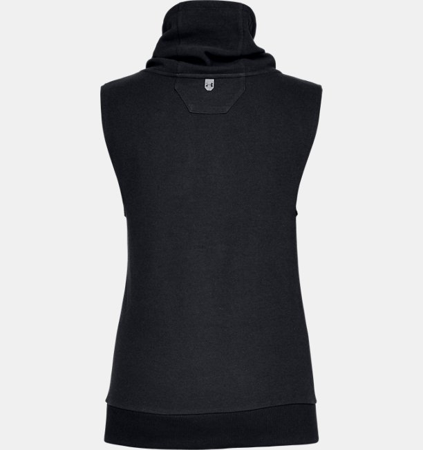 Womens UA Unstoppable Sleeveless Funnel