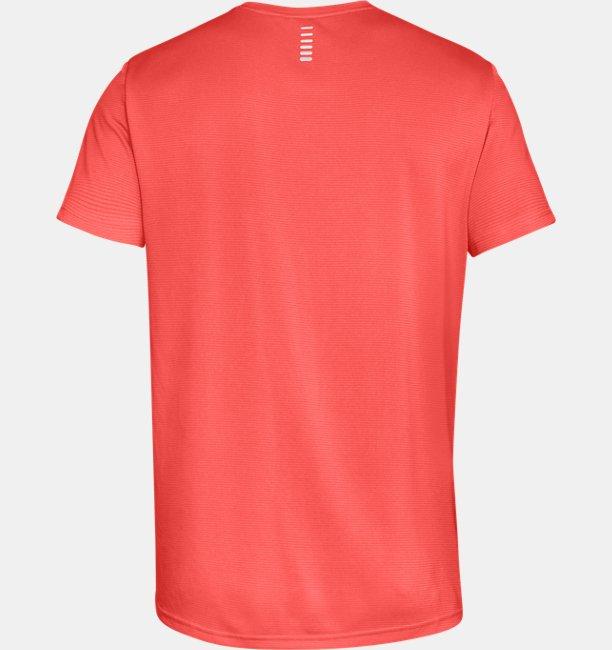 Erkek UA Run Tall Graphic Tişört
