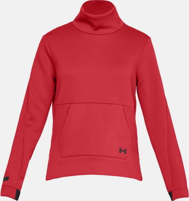 Womens UA Move Mock Long Sleeve