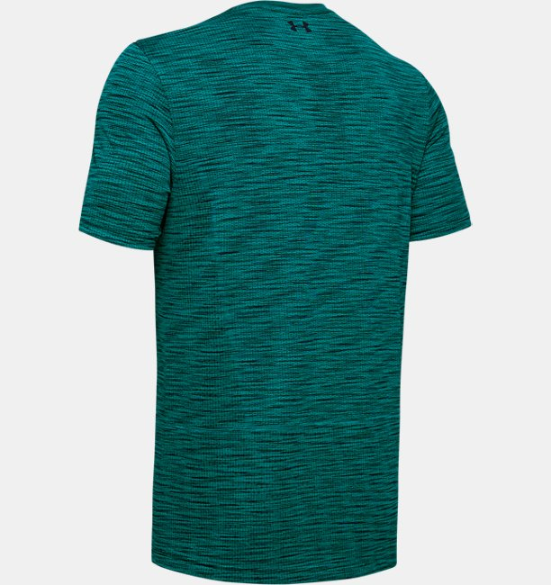 Mens UA Vanish Seamless Short Sleeve