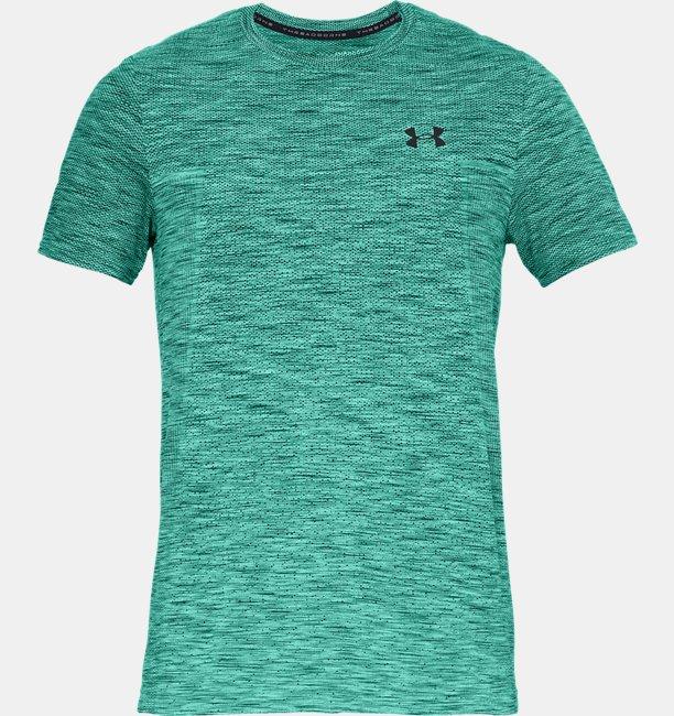【アウトレット】UAサイフォンショートスリーブフェードノベルティ(トレーニング/Tシャツ/MEN)