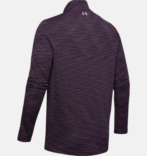 Mens UA Vanish Seamless ½ Zip