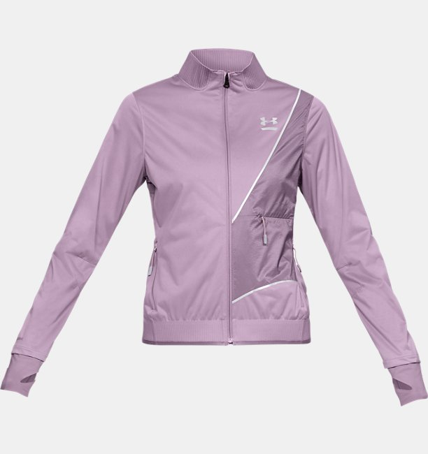 Womens UA Perpetual Run Jacket