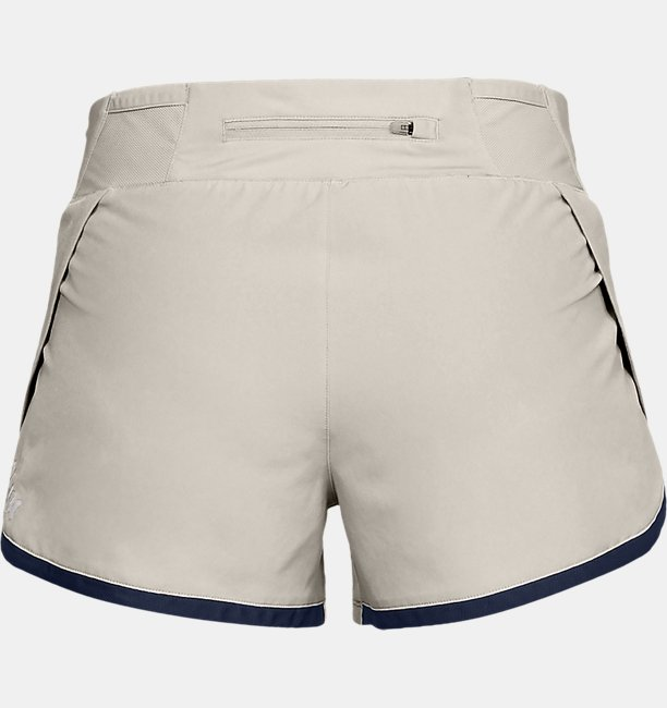 Womens UA Speedpocket Ultra Shorts