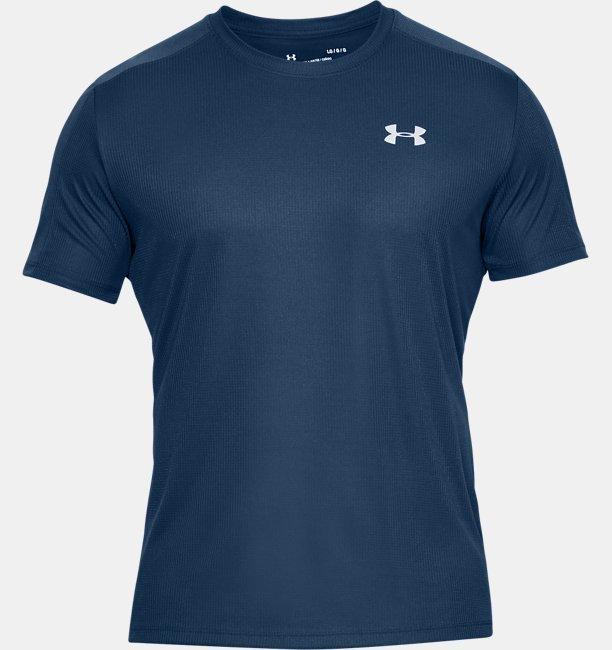 Mens UA Speed Stride Short Sleeve