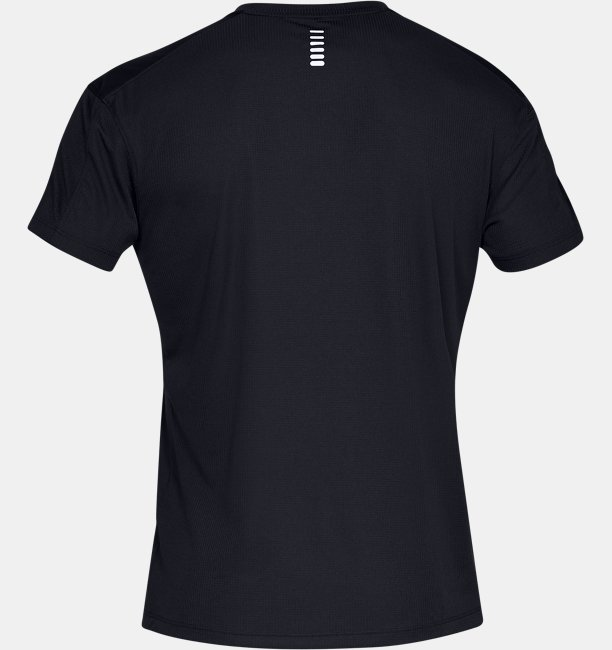 Mens UA Speed Stride Branded Short Sleeve