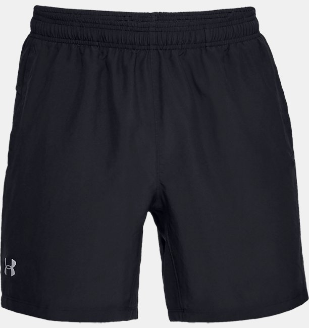 Herenshorts UA Speed Stride Solid 18 cm