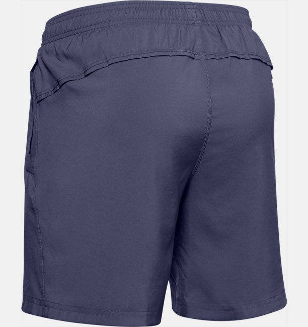 Mens UA Speed Stride Solid 18 cm Shorts