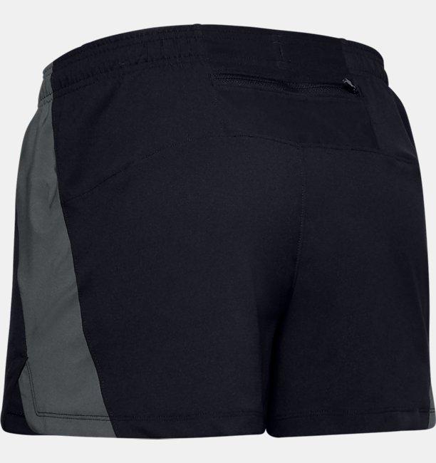 Mens UA Launch SW Split Shorts