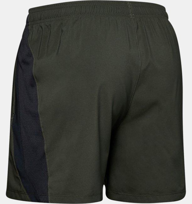 Mens UA Launch SW 15cm Shorts