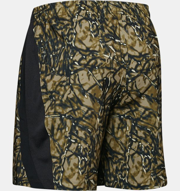 Short UA Launch SW 18 cm Printed pour homme