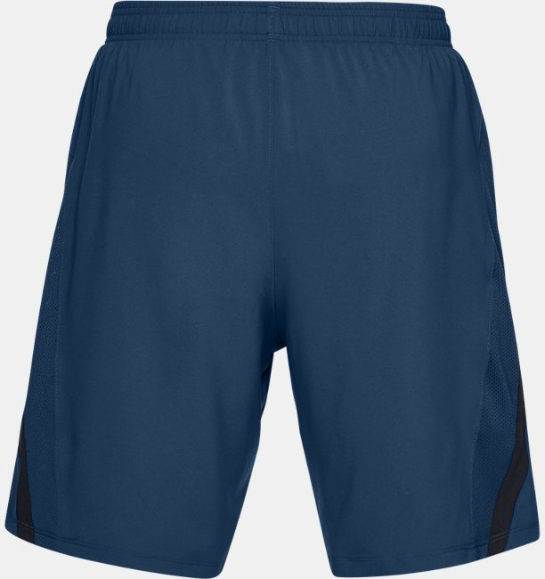 Mens UA Launch SW 9 Shorts