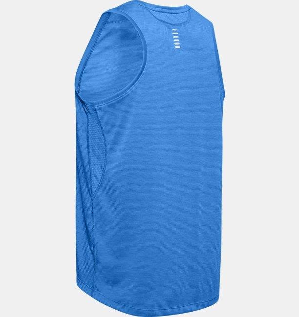 Camiseta UA Streaker para hombre