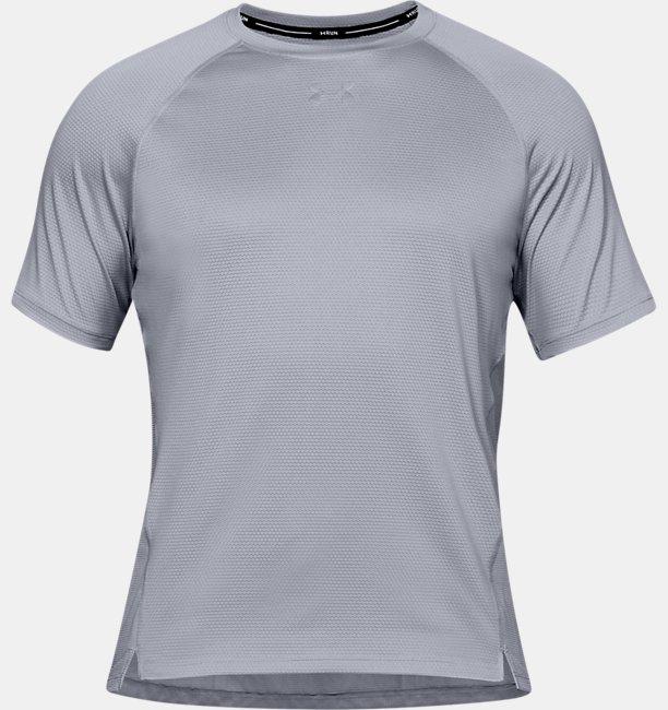 Mens UA Qualifier HexDelta Short Sleeve