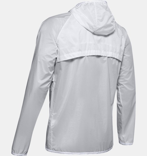 Mens UA Qualifier Storm Packable Jacket