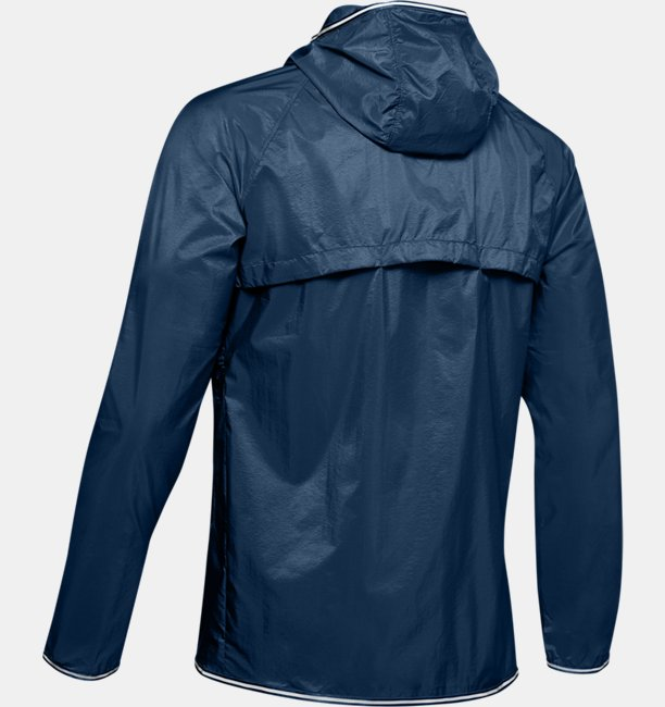 Mens UA Qualifier Storm Packable Jacket