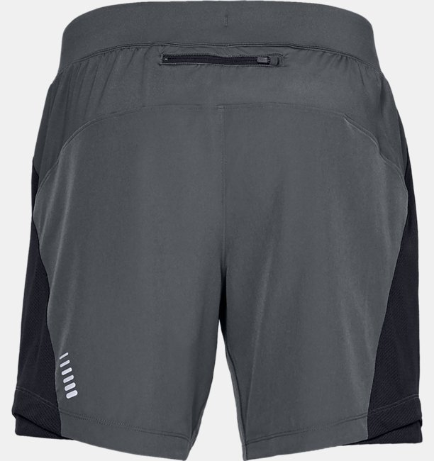 Shorts UA Qualifier Speedpocket 7 para hombre