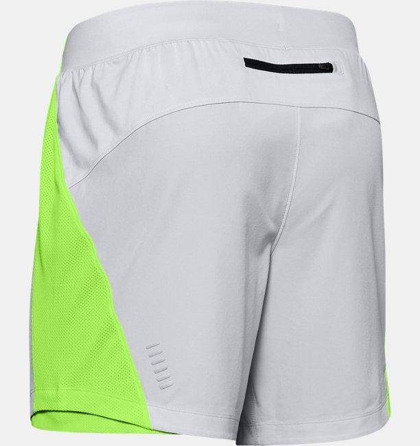 Shorts UA Qualifier Speedpocket 7 para Hombre