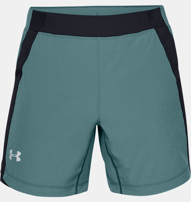 Mens UA Qualifier Speedpocket 7 Shorts