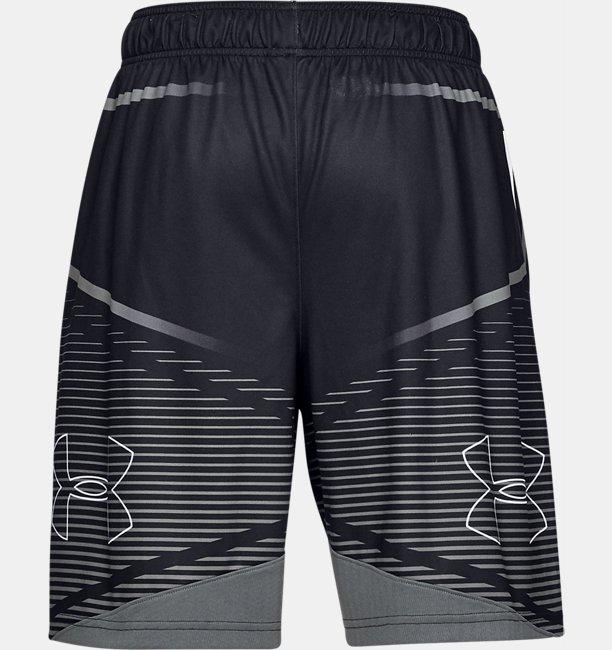 Mens UA Baseline Practice Shorts