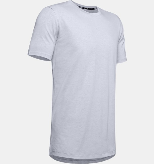 Mens UA Baseline Short Sleeve Long Line T-Shirt