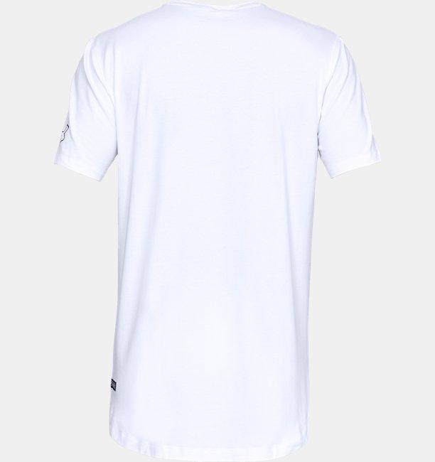 Mens UA Baseline Short Sleeve Long Line T-Shirt