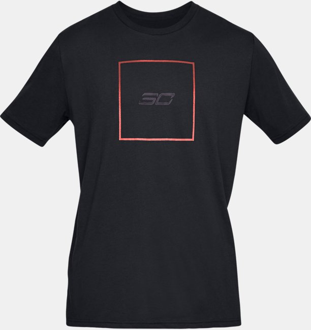 Mens SC30 Box Logo T-Shirt