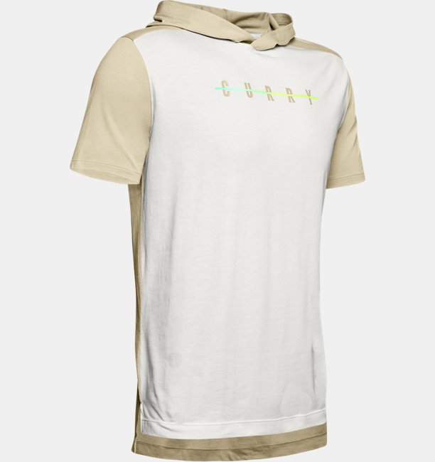 Mens SC30 Short Sleeve Graphic Hoodie