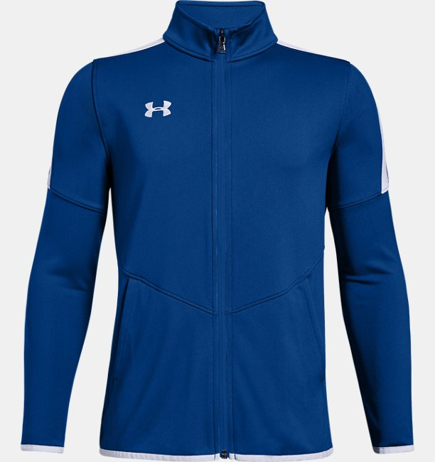 Boys UA Rival Knit Jacket