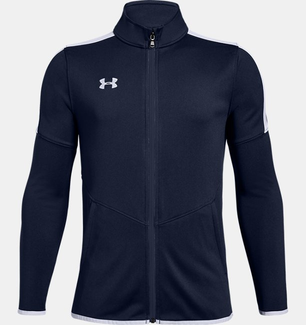 Boys UA Rival Knit Jacket