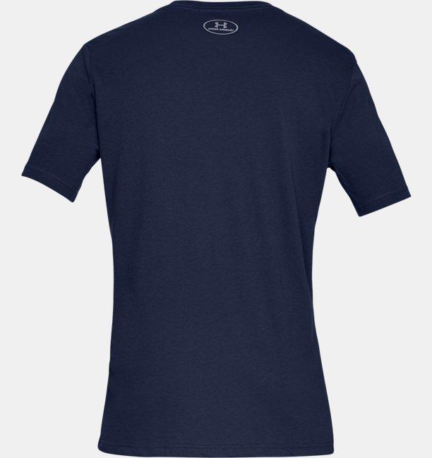 Erkek UA GL Wordmark Kısa Kollu Tişört