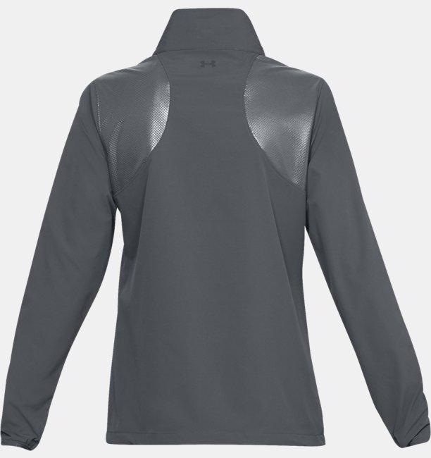 Womens UA Storm Windstrike Full Zip Jacket