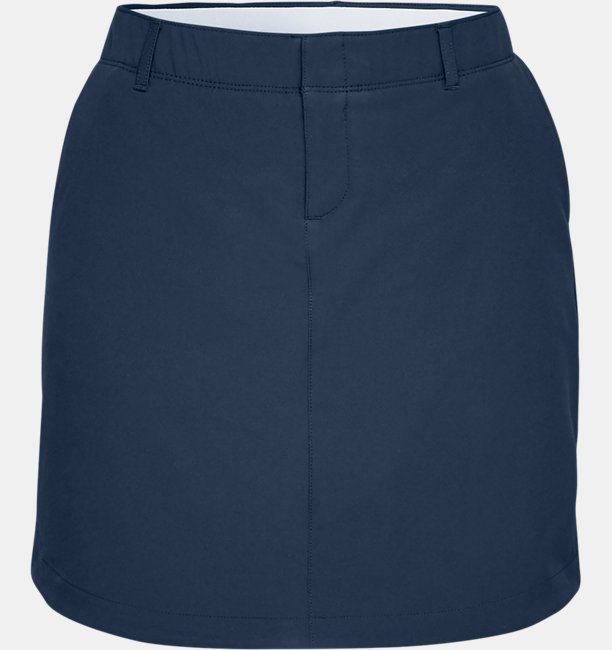 Womens UA Links Woven Skort