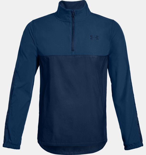 Boys UA Windstrike Novelty ½ Zip