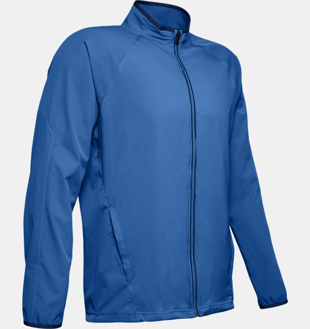 Mens UA Storm Windstrike Full Zip Jacket