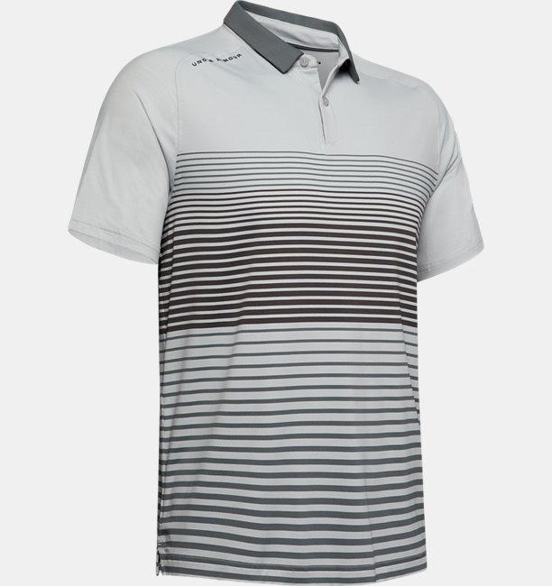 Mens UA Iso-Chill Power Play Polo