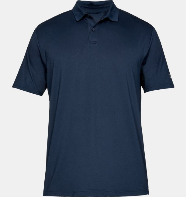 Mens UA Crestable Performance Polo