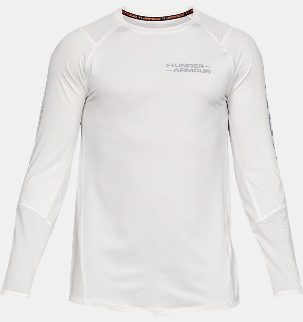 Mens UA MK-1 Graphic Long Sleeve