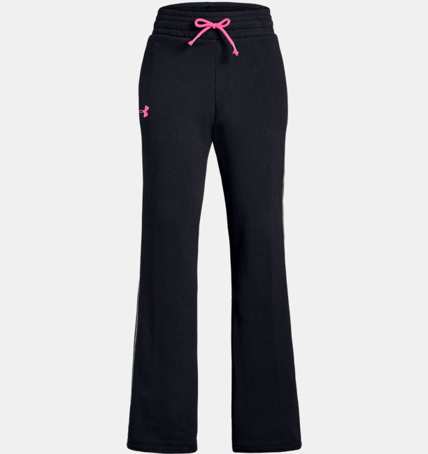 Girls' UA Rival Terry Track Pants