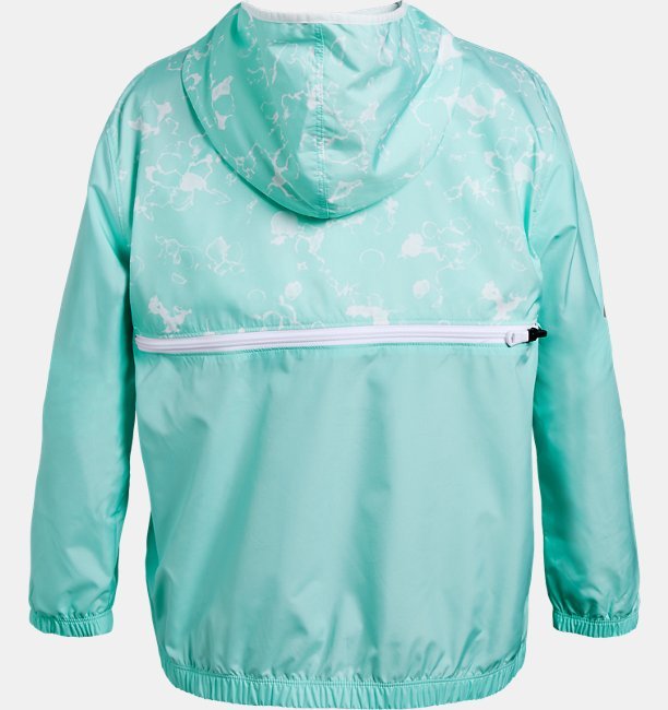 Girls UA Sackpack ½-Zip Jacket