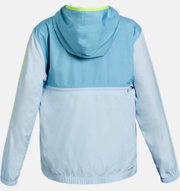 Girls UA Sackpack ½ Zip Jacket