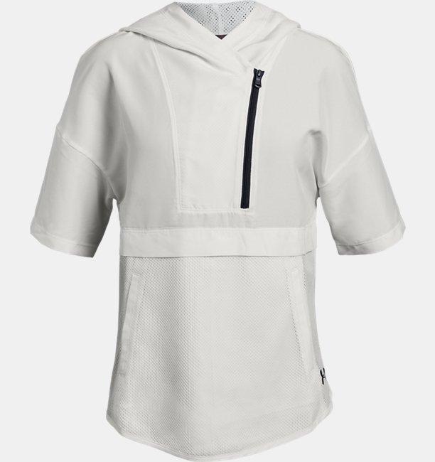 Girls UA Infinity Caplette Jacket