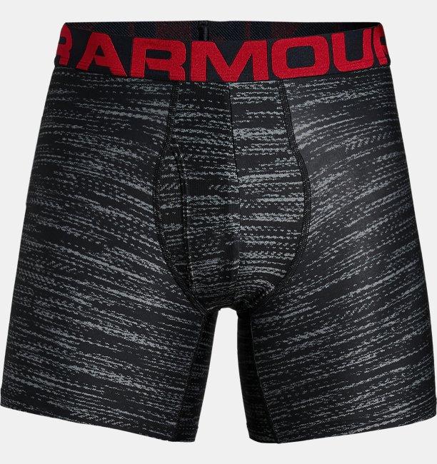 Mens UA Tech™ 6 Boxerjock® Printed – 2-Pack
