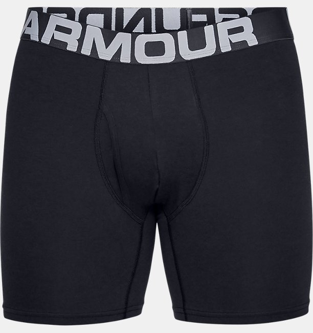 Erkek Charged Cotton® 6 Boxerjock® – 3lü Paket