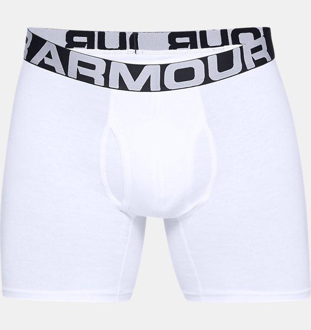 Herenboxer Charged Cotton® 15 cm Boxerjock® – 3 stuks