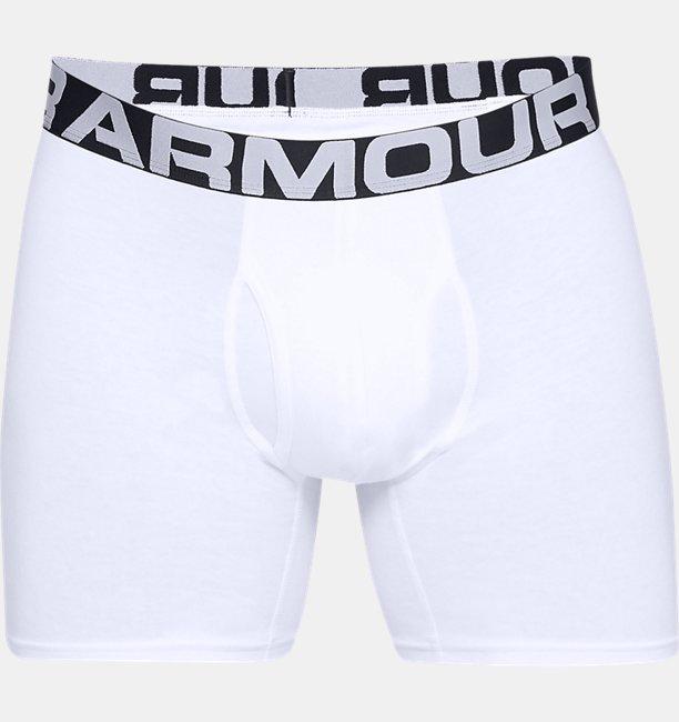 Boxer Charged Cotton® 15cm Boxerjock® pour homme – lot de 3