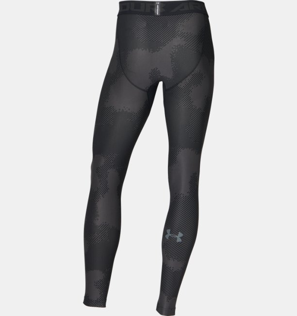 Mens HeatGear® Armour Leggings Printed