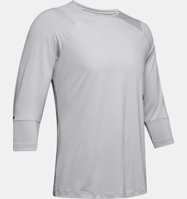Mens UA RUSH ¾ Sleeve
