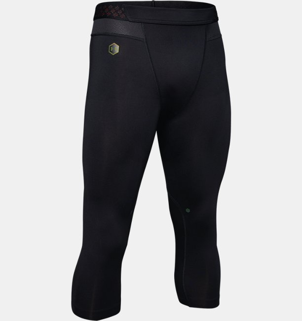 Mens UA RUSH ¾ Leggings